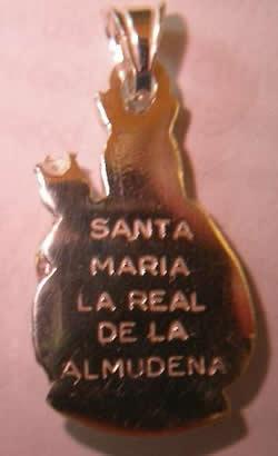 medalla almudena