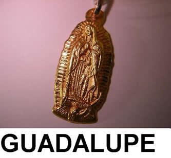 guadalupe oro plata
