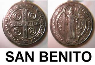 San Benito oro plata