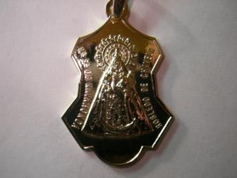 medalla navahonda oro plata