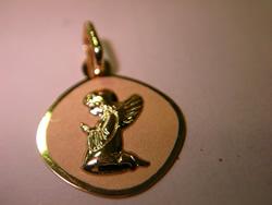 medalla angel de la guarda