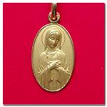 medalla Ave Postal
