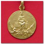 medalla Ntra.Sra de Loreto