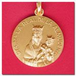 medalla Ntra.Sra.de la almudena