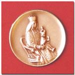 medalla Ntra.Sra.de los Reyes