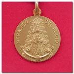 medalla Ntra.Sra.del Rocio