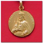 medalla San Enrique