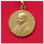 medalla San Ignacio de Loyola
