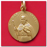 medalla San Judas Tadeo