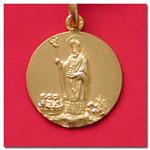 medalla San Nicolas de Bari