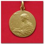 medalla Santa Cecilia