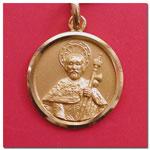 medalla Santiago Apostol