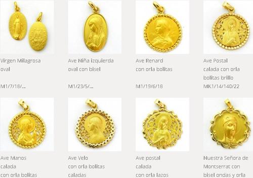 medallas originales
