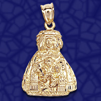 Virgen del Rocio pastora