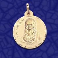 medalla san Fray Leopoldo