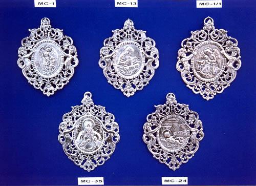 medallas cuna