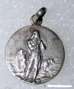 medalla san isidro