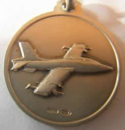 medalla virgen de loreto