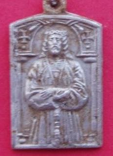 medalla cristo medinaceli