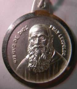 medalla fray leopoldo