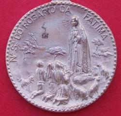 medalla fatima