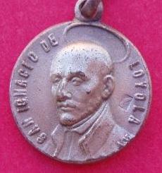 medalla san ignacio