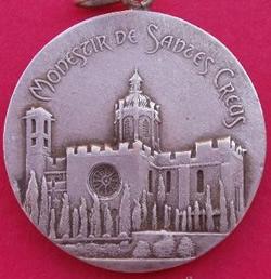 medalla san jose