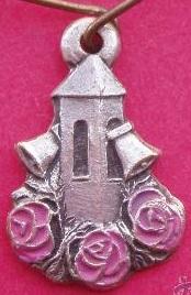 medalla san jose de calasant
