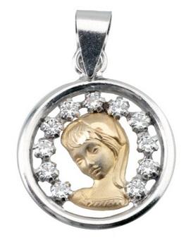 medalla oro plata